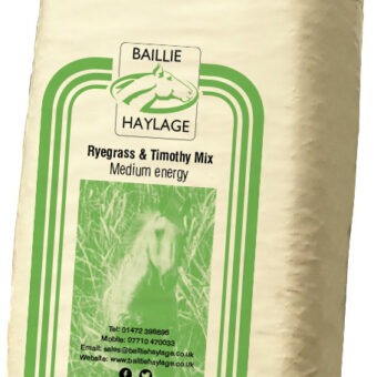 Baillie Haylage – Ryegrass and Timothy Mix
