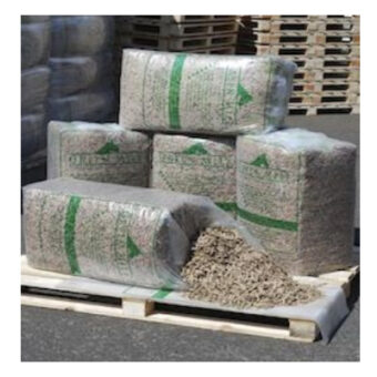 Green Mile - Cardboard Bedding - by the pallet 30 x 20kg