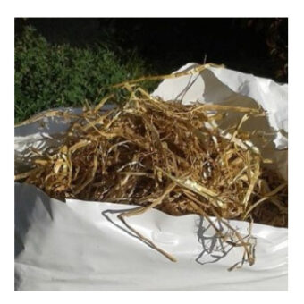 Individual Bale of Straw for Sale