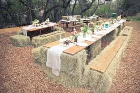Welger Bales for Seating - Weddings / Events buy or hire