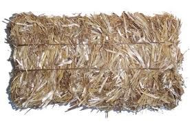 Small Bale Straw 2014
